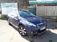 USED 2015 64 PEUGEOT 2008 1.6 E-HDI ALLURE 5d 92 BHP Service History Two Keepers Only £20 Road Tax