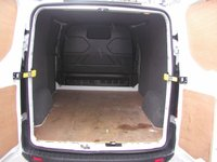 USED 2015 65 FORD TRANSIT CUSTOM 2.2 290 LR SWB L1H1 Van - NO VAT Carpeted rear load compartment, 51000 miles, Full Service History