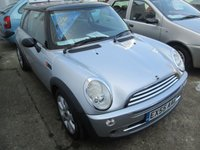 2005 MINI HATCH COOPER 1.6 COOPER 3d 114 BHP £1895.00