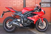 2013 13 TRIUMPH DAYTONA 675 *FSH, Great Condition, 12mth Mot, 3mth Warranty* £5690.00