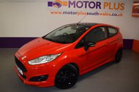 2016 FORD FIESTA 1.0 ZETEC S RED EDITION 3d 139 BHP £9980.00