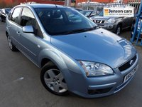 2007 FORD FOCUS 1.8 STYLE TDCI 5d 115 BHP £1990.00