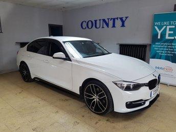 2013 BMW 3 SERIES 2.0 320D SPORT 4d 184 BHP £10995.00