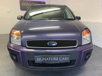 USED 2007 57 FORD FUSION 1.6 FUSION PLUS 5d AUTO 100 BHP *** FULL SERVICE RECORD WITH 11 STAMPS *** 37.2 Avg. MPG ***