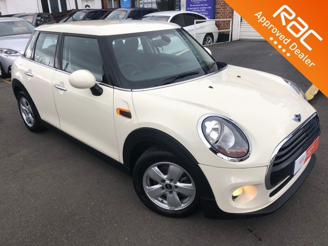 2016 16 MINI HATCH COOPER 1.5 COOPER 5d 134 BHP