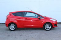 USED 2014 64 FORD FIESTA 1.0 ZETEC 3d 99 BHP 1.0 ECOBOOST FIESTA, BLUETOOTH, REAR PRIVACY GLASS, RECENT SERVICE, ZERO TAX TO PAY
