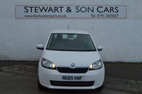 USED 2015 65 SKODA CITIGO 1.0 SE MPI 3d 59 BHP FREE SIX MONTH WARRANTY