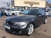 USED 2007 57 BMW 1 SERIES 2.0 120D M SPORT 3d 175 BHP