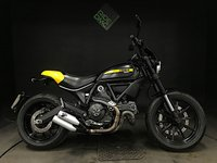 USED 2015 15 DUCATI SCRAMBLER FULL THROTTLE. 4046 MILES. 2015. GREAT CONDITION. TERMI EXHAUST