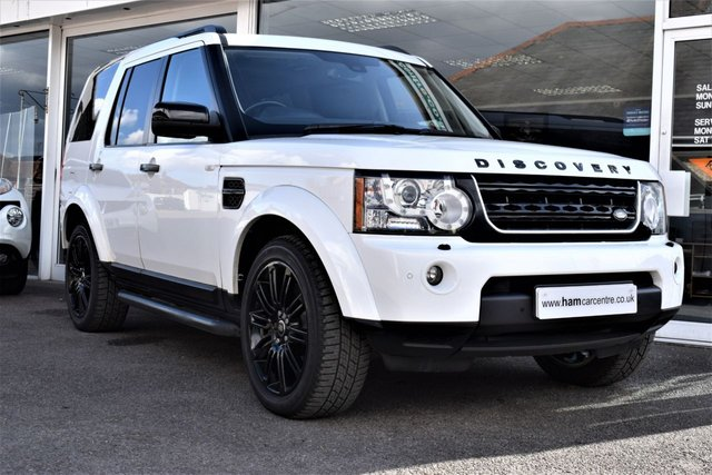 2013 13 LAND ROVER DISCOVERY 4 3.0 4 SDV6 HSE 5d AUTO 255 BHP NEW MODEL COMMAND SHIFT