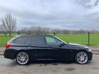 2014 BMW 3 SERIES 3.0 330D XDRIVE M SPORT TOURING 5d AUTO 255 BHP £16995.00