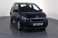 USED 2015 65 PEUGEOT 108 1.0 ACTIVE 5d 68 BHP 2 LADY OWNERS From New with 4 Stamp SERVICE HISTORY