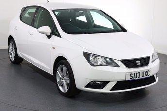 2013 SEAT IBIZA 1.4 TOCA 5d 85 BHP £5995.00