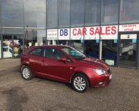 USED 2012 62 SEAT IBIZA 1.2 CR TDI ECOMOTIVE SE 3d 74 BHP - £0 ROAD TAX!