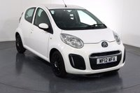 USED 2012 12 CITROEN C1 1.0 VTR 5d 67 BHP UNBELIEABLY LOW MILES, with 5 Stamp SERVICE HISTORY