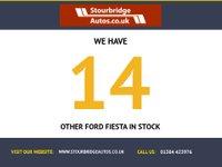 USED 2011 11 FORD FIESTA 1.2 EDGE 3d 81 BHP