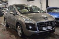 2010 PEUGEOT 3008 1.6 SPORT HDI 5d AUTO 110 BHP £3125.00