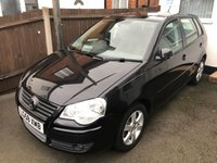 2008 VOLKSWAGEN POLO 1.4 MATCH 5d AUTO 79 BHP £SOLD