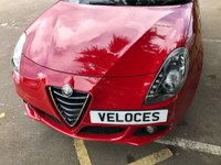 USED 2016 16 ALFA ROMEO GIULIETTA 1.4 TB MULTIAIR QV LINE 5d 170 BHP GREAT SPEC & LOW MILEAGE