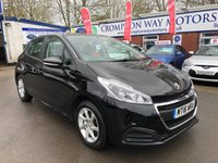 USED 2016 16 PEUGEOT 208 1.2 ACTIVE 5d 82 BHP 0%  FINANCE AVAILABLE ON THIS CAR PLEASE CALL 01204 393 181