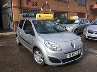USED 2010 60 RENAULT TWINGO 1.1 EXPRESSION 8V 3d 58 BHP
