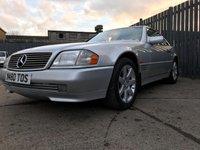 USED 1995 N MERCEDES-BENZ SL 2.8 SL280 2d AUTO 197 BHP