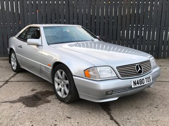 1995 MERCEDES-BENZ SL
