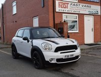 2011 MINI COUNTRYMAN 2.0 COOPER SD 5d AUTO 141 BHP £7449.00