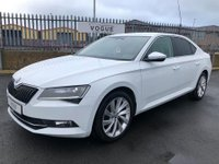 2016 SKODA SUPERB 2.0 SE L EXECUTIVE TDI 5d 148 BHP £11495.00