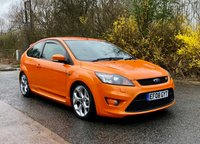2008 FORD FOCUS 2.5 ST-3 3d 223 BHP, GREAT COLOUR, SUPERB HISTORY, WHAT A CAR £8395.00