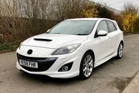 2010 MAZDA 3 2.3 MPS 5d 260 BHP, FULL SERVICE HISTORY, ABSOLUTELY STUNNING CAR, PROBABLY BEST AVAILABLE £9495.00