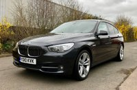 2010 BMW 5 SERIES 3.0 530D SE GRAN TURISMO, MEGA SPEC, ELECTRIC PAN ROOF, FULL OYSTER LEATHER, FULL SERVICE HISTORY £SOLD