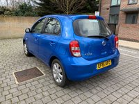 USED 2011 61 NISSAN MICRA 1.2 ACENTA 5d AUTO 79 BHP Low Mileage, Automatic, Warranty, MOT, Finance