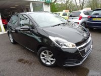 USED 2015 15 PEUGEOT 208 1.6 BLUE HDI ACTIVE 5d 75 BHP Full Service History + Serviced by ourselves, Minimum 6 months MOT, One Previous Owner, Superb fuel economy! ZERO Road Tax! Diesel.