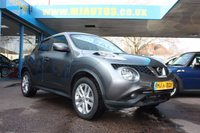 USED 2015 64 NISSAN JUKE 1.5 ACENTA DCI 5dr 110 BHP NEED FINANCE??? APPLY WITH US!!!