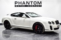 USED 2011 BENTLEY CONTINENTAL 6.0 SUPERSPORTS 2d 621 BHP