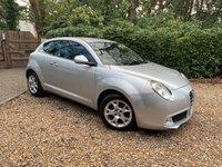 2011 ALFA ROMEO MITO 1.4 LUSSO 16V 3d 95 BHP £3789.00