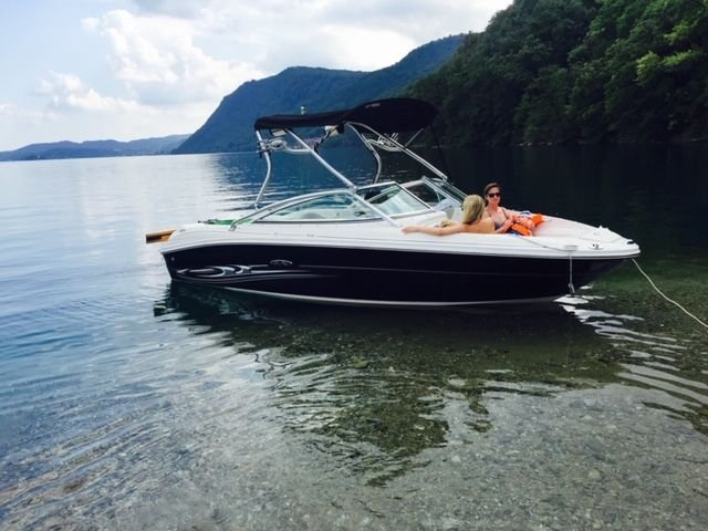 View our SEARAY 200 SELECT