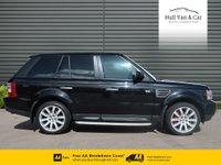 USED 2011 11 LAND ROVER RANGE ROVER SPORT 3.6 TDV8 HSE AUTO 5dr 4X4, TDV8, SAT NAV, LEATHER