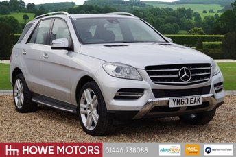 2014 MERCEDES-BENZ M CLASS 2.1 ML250 BLUETEC SE 5d AUTO 204 BHP NAVIGATION CAMERA HTD LEATHER £19490.00