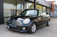 2010 MINI CONVERTIBLE 1.6 ONE 2d AUTO 98 BHP £SOLD