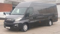 2015 IVECO DAILY 3.0 35S15V 1d 146 BHP XLWB (4100) F/S/H 2 KEYS FREE 12 MONTHS WARRANTY COVER £13199.00