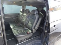 USED 2008 08 MERCEDES-BENZ VIANO 2.1 CDI LONG AMBIENTE 5d AUTO 150 BHP MERCEDES VIANO AMBIENTE AUTO LONG AIR CON DVD