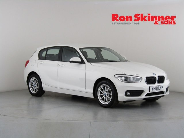 View our 2018 18 BMW 1 SERIES 1.5 116D SE BUSINESS 5d 114 BHP