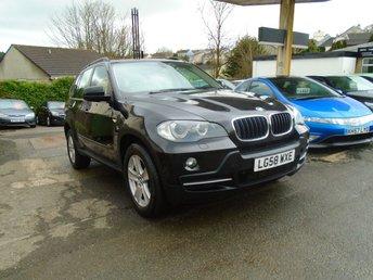 2008 BMW X5 3.0 D SE 5d AUTO 232 BHP £10495.00
