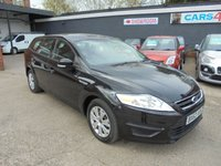 USED 2012 62 FORD MONDEO 2.0 EDGE TDCI 5d 138 BHP
