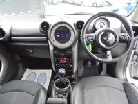 USED 2012 12 MINI COUNTRYMAN 1.6 COOPER D 5d 112 BHP