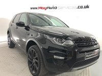 2018 LAND ROVER DISCOVERY SPORT 2.0 TD4 HSE BLACK 5d AUTO 180 BHP *PAN ROOF* £32995.00
