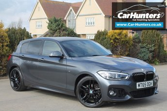 2015 BMW 1 SERIES 1.5 116D M SPORT 5d 114 BHP £13195.00