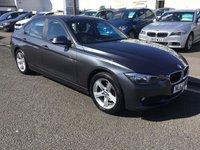 2012 BMW 3 SERIES 2.0 318D SE 4d 141 BHP £7800.00